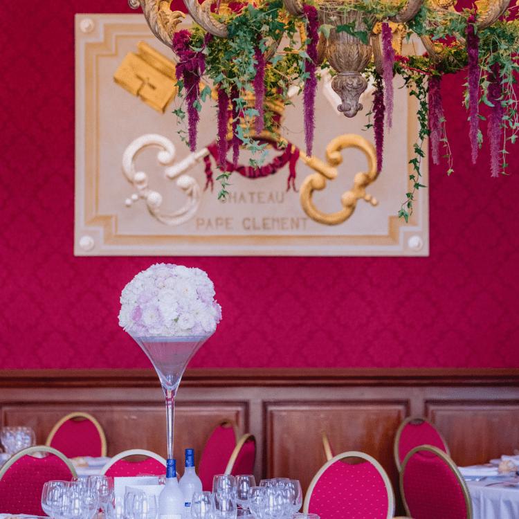 Reception-fleurs-mariage-luxe-Bordeaux-lpfloraldesigner(3)