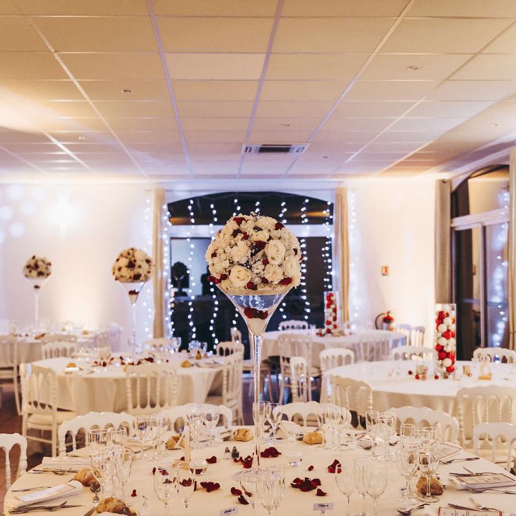 Reception-fleurs-decoration-noel-mariage-luxe-chic-hautdegamme-prestige-bordeaux-paris-france-lpfloraldesigner