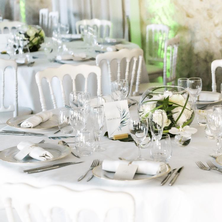 decoration-table-tropical-chic-fleurs-mariage-bordeaux-lpfloraldesigner
